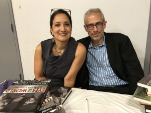 Marina Budhos - Marc Aronson - Eyes of the World book event