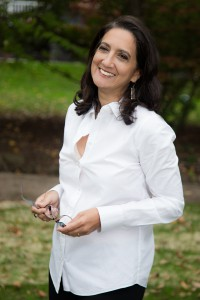 Author and Presenter, Marina Budhos