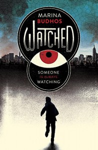 Watched by author Marina Budhos - book cover