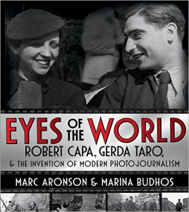 Eyes of the World by Marc Aronson and Marina Budhos