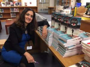Author and Speaker Marina Budhos - Silver Creek School, NY