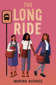 The Long Ride, a novel by Marina Budhos